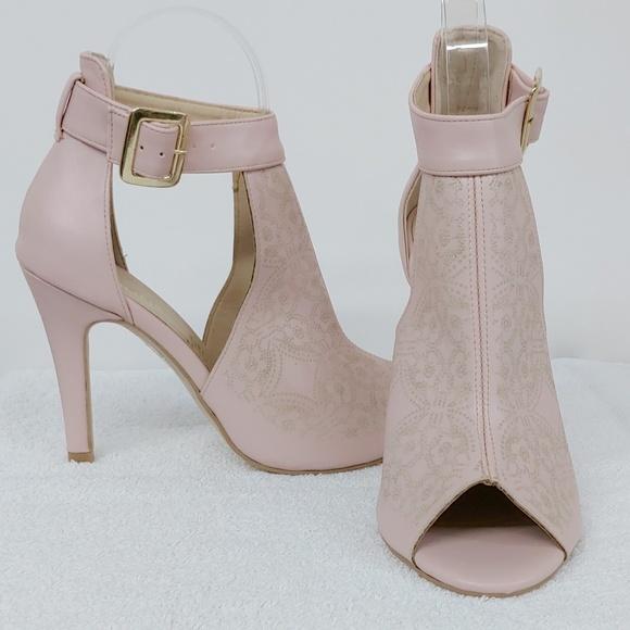 Pastel Pink Heels